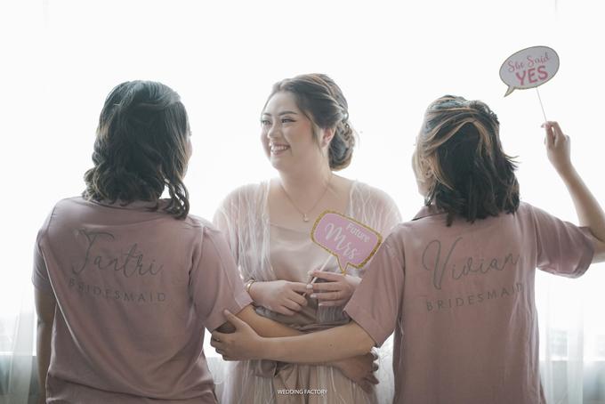 Erfin + Vania Wedding by Wedding Factory - 004