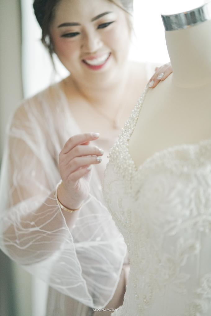 Erfin + Vania Wedding by Wedding Factory - 005