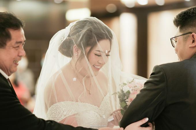 Erfin + Vania Wedding by Wedding Factory - 006