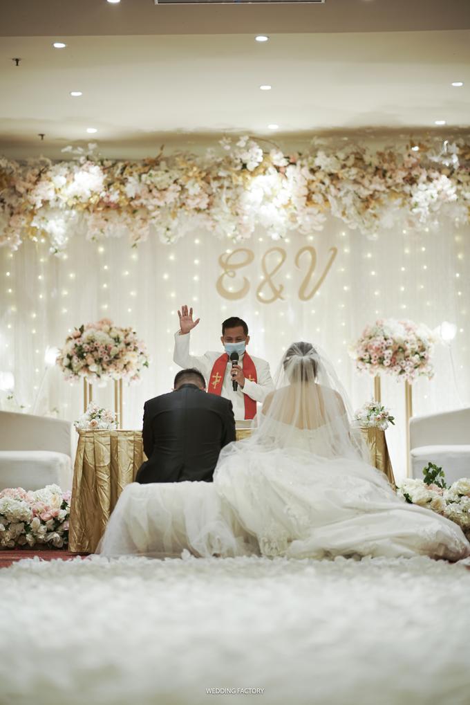 Erfin + Vania Wedding by Wedding Factory - 007