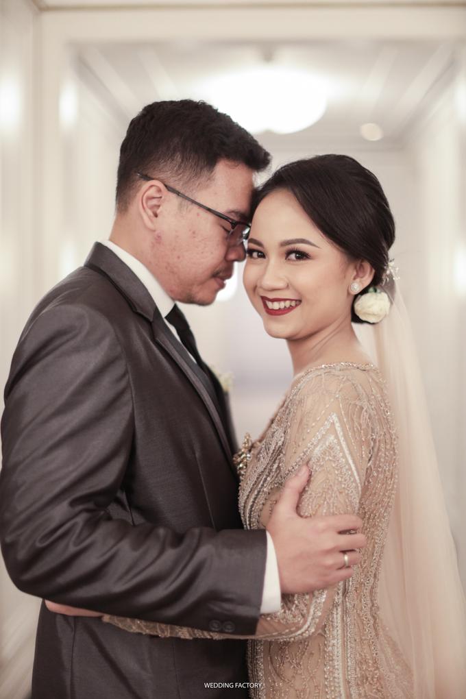 Panji + Felita Wedding by Wedding Factory - 023