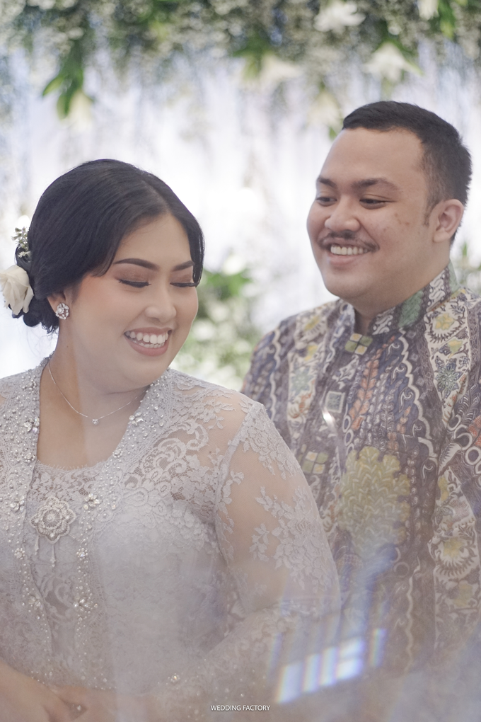 Andintia + Taufan Engagement by Wedding Factory - 001