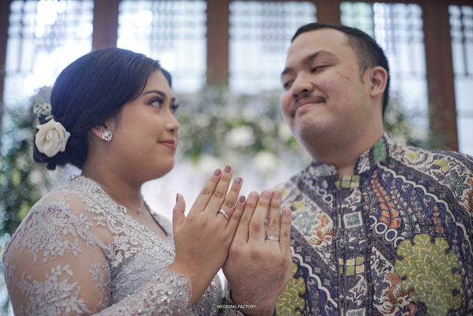 Andintia + Taufan Engagement by Wedding Factory - 002