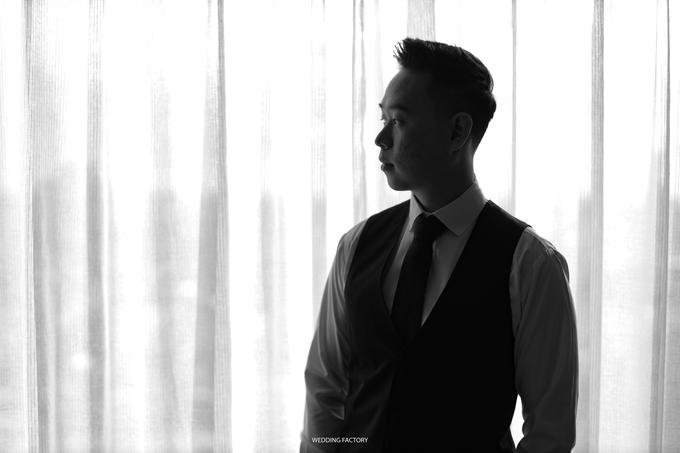 Richard + Nia Wedding by Wedding Factory - 002