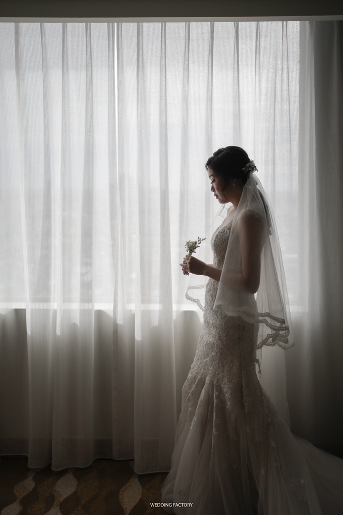 Richard + Nia Wedding by Wedding Factory - 003