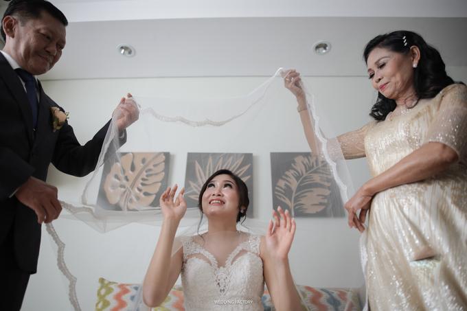 Richard + Nia Wedding by Wedding Factory - 004