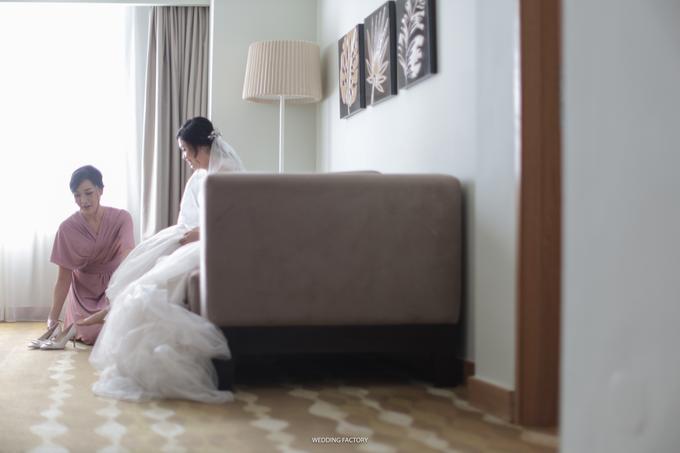 Richard + Nia Wedding by Wedding Factory - 005