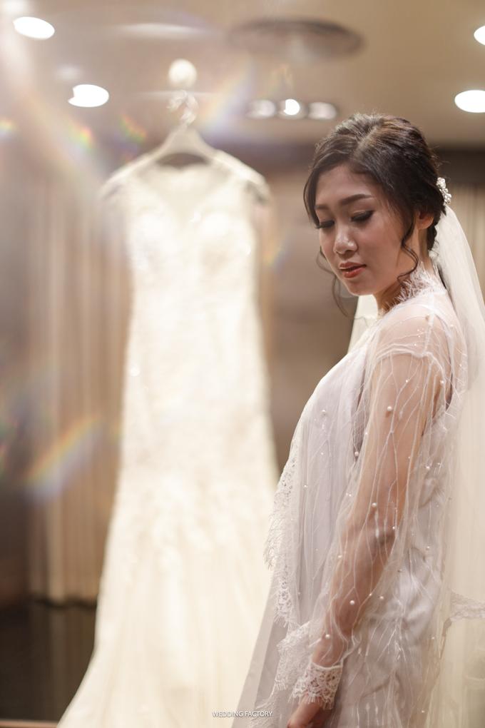 Richard + Nia Wedding by Wedding Factory - 008