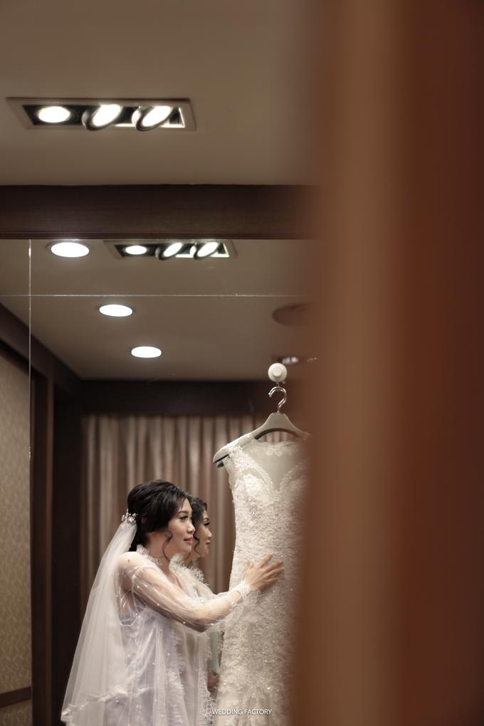 Richard + Nia Wedding by Wedding Factory - 009