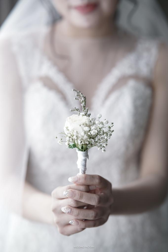 Richard + Nia Wedding by Wedding Factory - 010