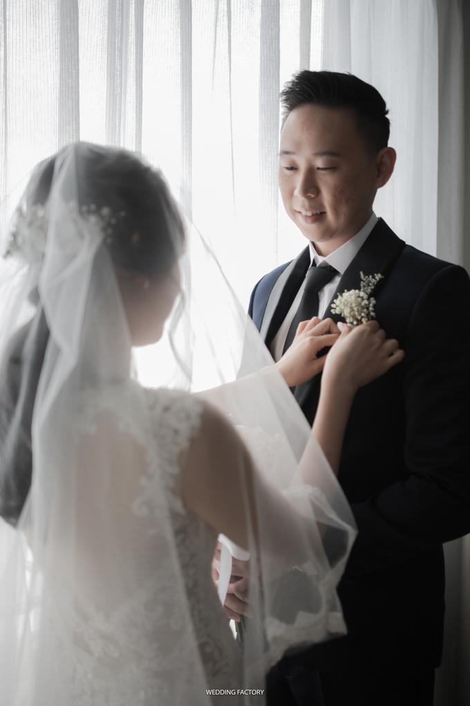 Richard + Nia Wedding by Wedding Factory - 011