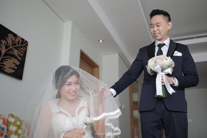 Richard + Nia Wedding by Wedding Factory - 012
