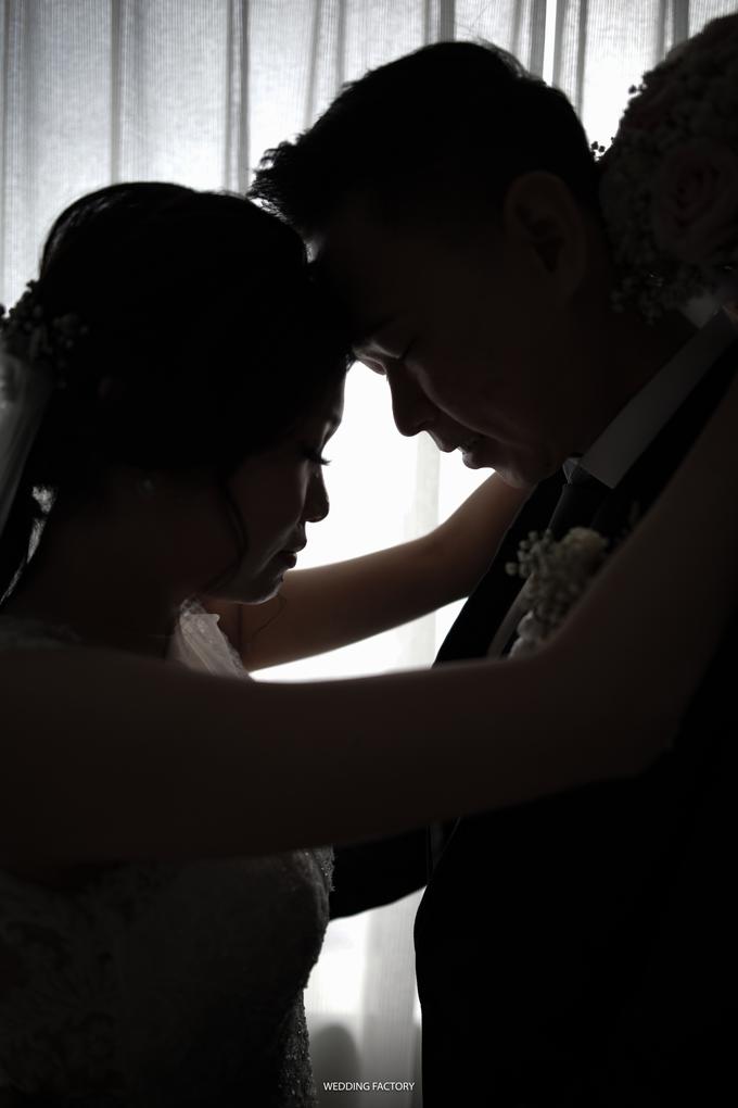 Richard + Nia Wedding by Wedding Factory - 013