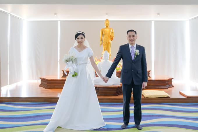 Andro + Melna Wedding by Wedding Factory - 006