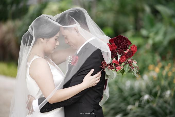 William + Adelina Wedding by Wedding Factory - 004