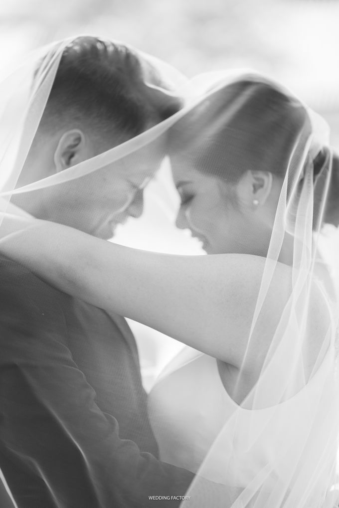 William + Adelina Wedding by Wedding Factory - 005