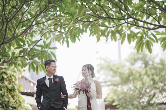 William + Adelina Wedding by Wedding Factory - 006