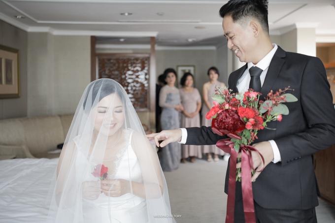 William + Adelina Wedding by Wedding Factory - 011