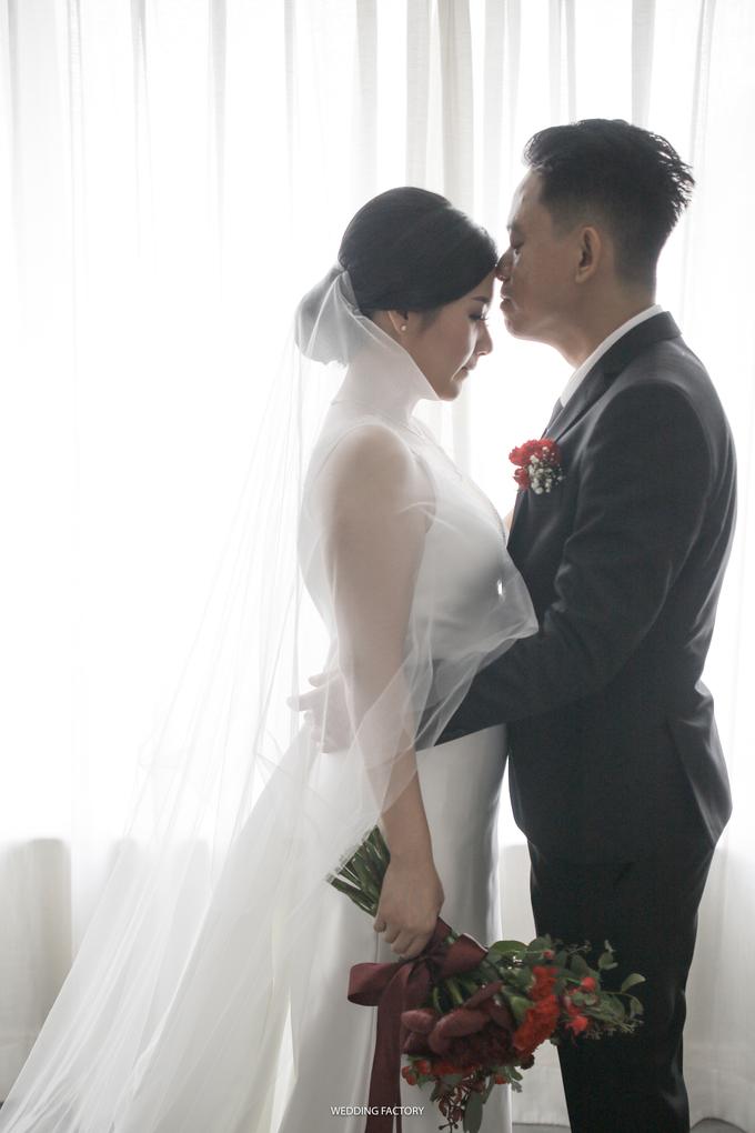 William + Adelina Wedding by Wedding Factory - 012