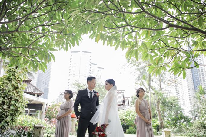 William + Adelina Wedding by Wedding Factory - 013