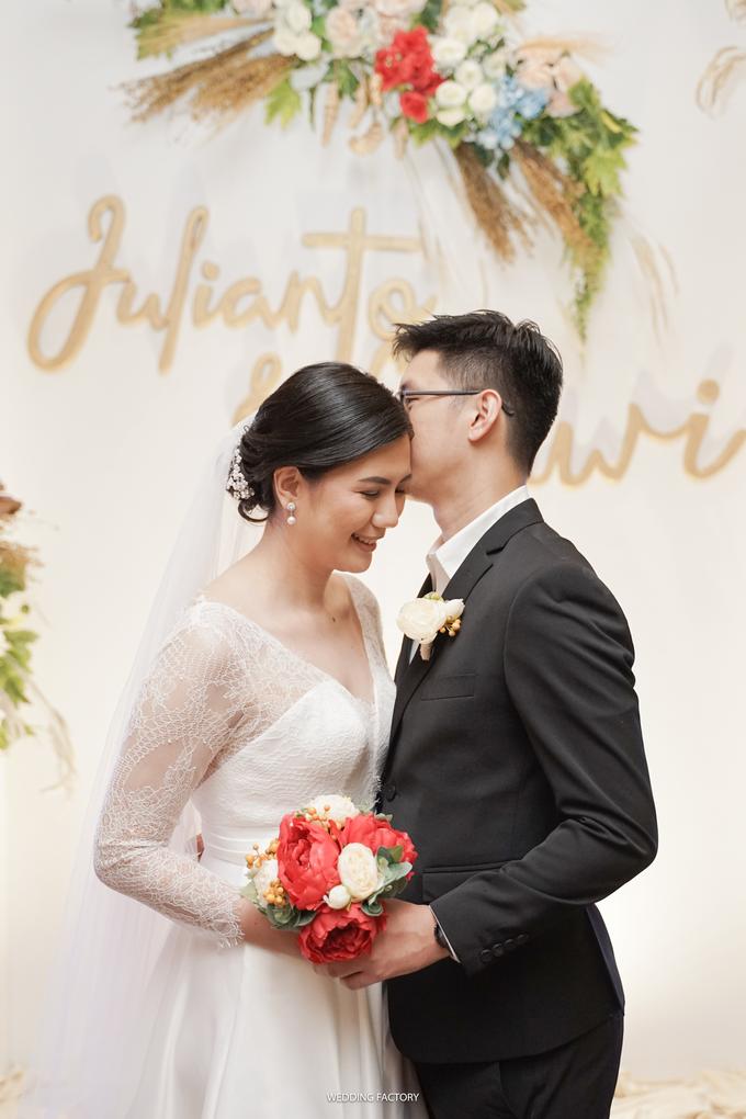 Julianto + Wiwi Wedding by Wedding Factory - 001
