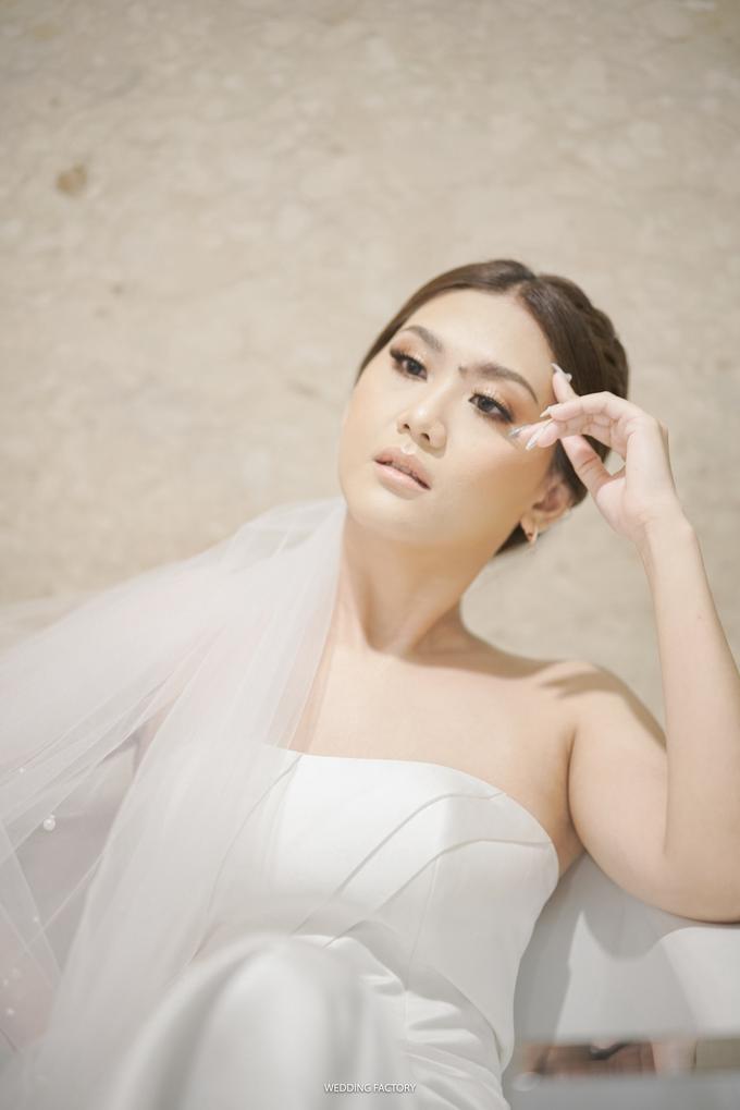 Supiyanto + Mariana Wedding by Wen Custom & Bridal Shoes - 002