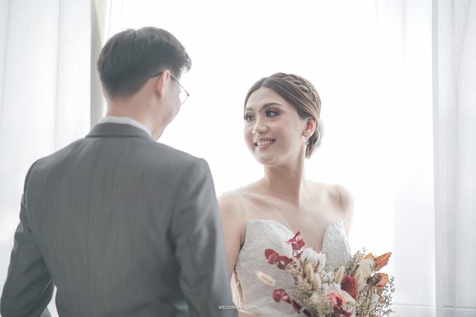 Supiyanto + Mariana Wedding by Wen Custom & Bridal Shoes - 003
