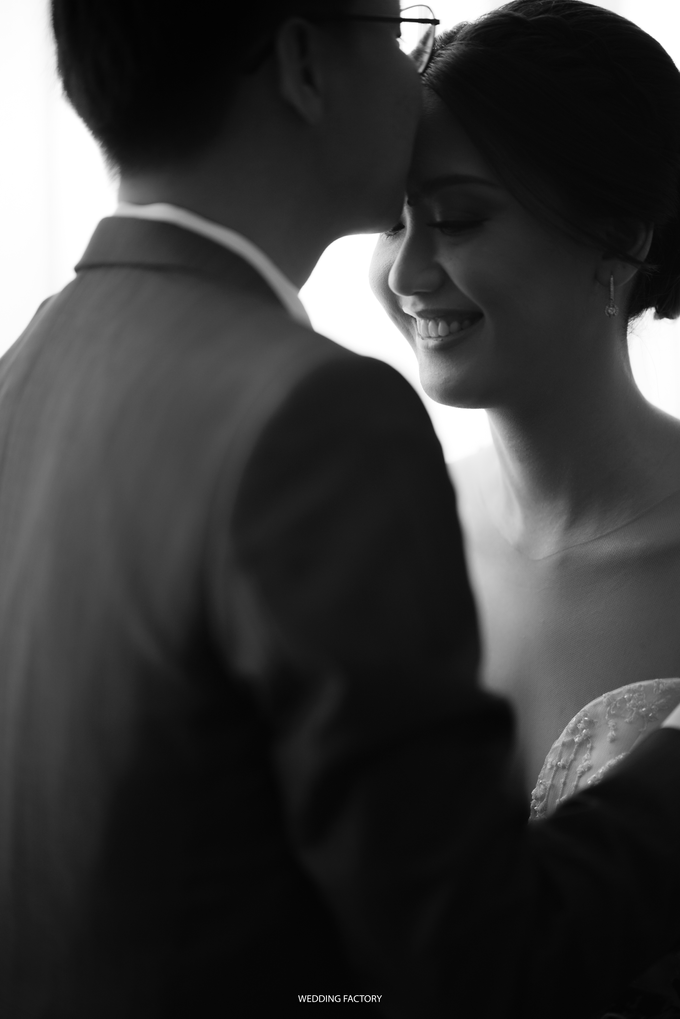Supiyanto + Mariana Wedding by Wen Custom & Bridal Shoes - 004