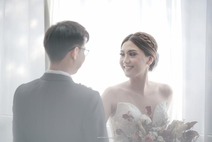Supiyanto + Mariana Wedding by Wen Custom & Bridal Shoes - 006