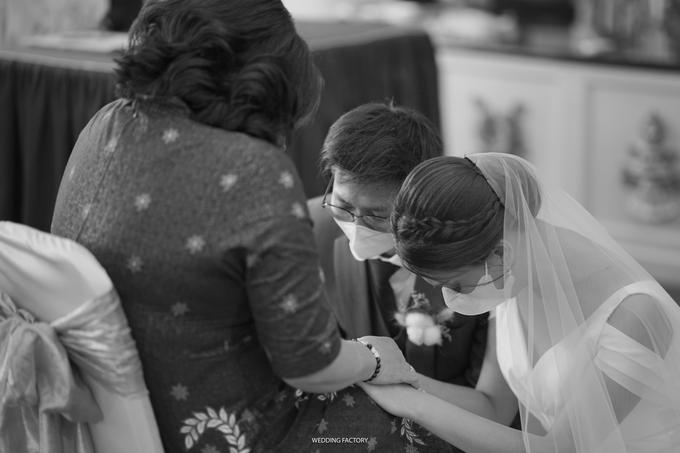 Supiyanto + Mariana Wedding by Wen Custom & Bridal Shoes - 007