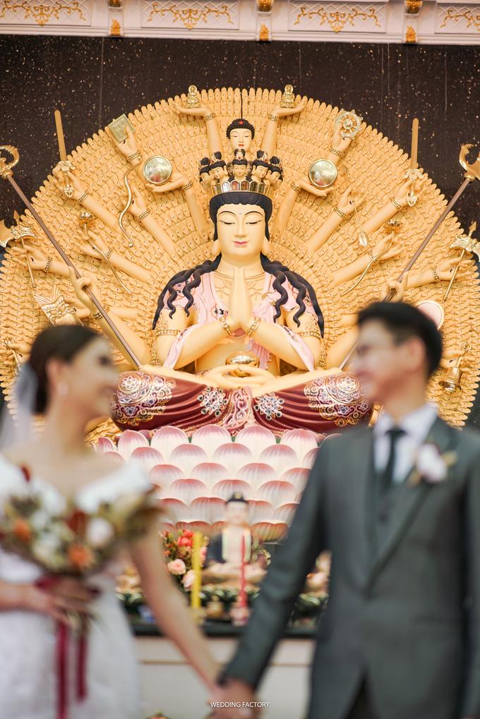 Supiyanto + Mariana Wedding by Wen Custom & Bridal Shoes - 010