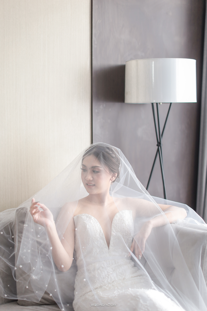 Supiyanto + Mariana Wedding by Wen Custom & Bridal Shoes - 014