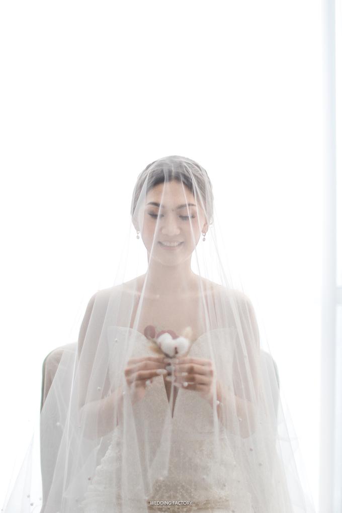 Supiyanto + Mariana Wedding by Wen Custom & Bridal Shoes - 017