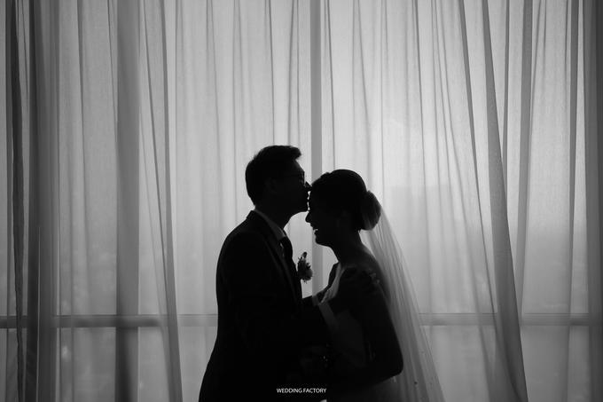 Supiyanto + Mariana Wedding by Wen Custom & Bridal Shoes - 019