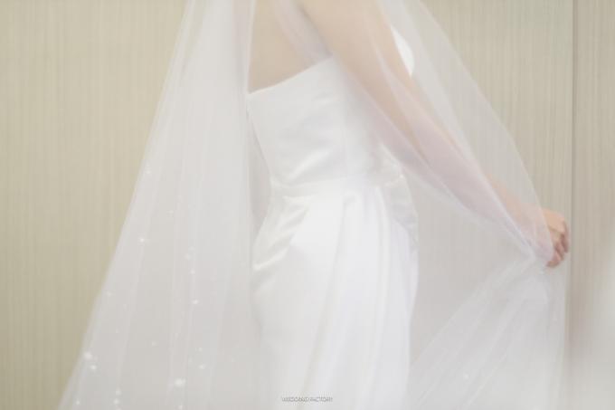 Supiyanto + Mariana Wedding by Wen Custom & Bridal Shoes - 020