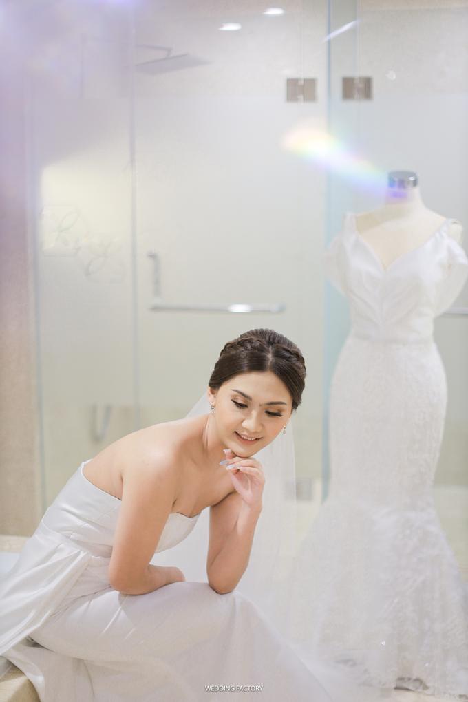 Supiyanto + Mariana Wedding by Wen Custom & Bridal Shoes - 021