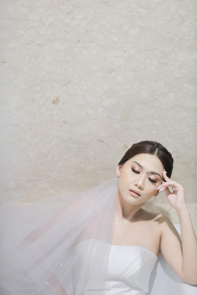 Supiyanto + Mariana Wedding by Wen Custom & Bridal Shoes - 022