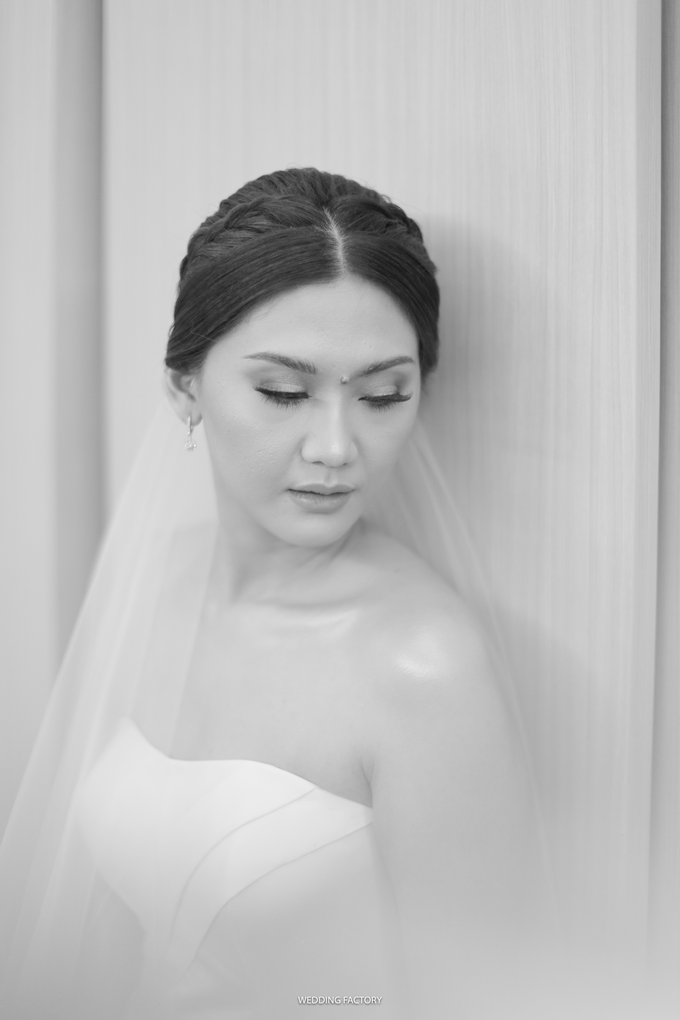 Supiyanto + Mariana Wedding by Wen Custom & Bridal Shoes - 023