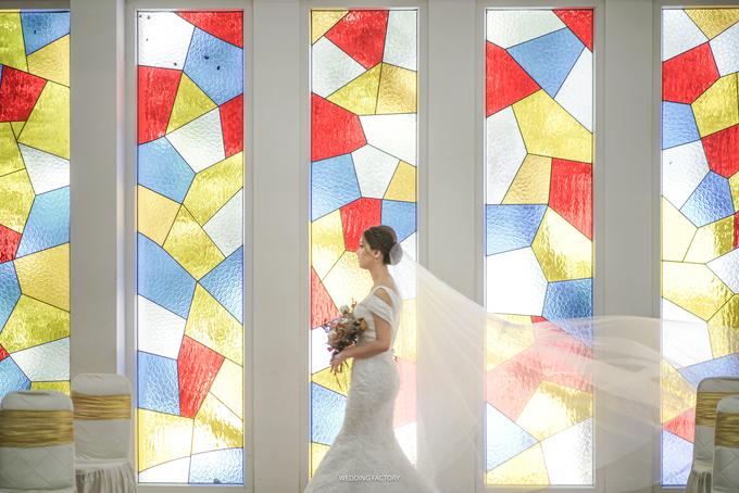 Supiyanto + Mariana Wedding by Wen Custom & Bridal Shoes - 024