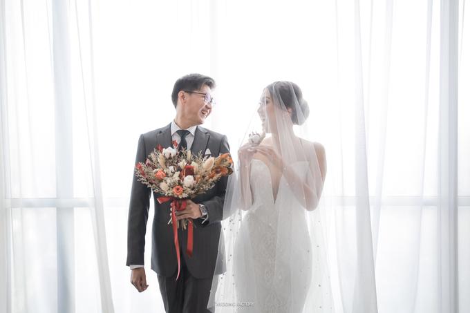 Supiyanto + Mariana Wedding by Wen Custom & Bridal Shoes - 011