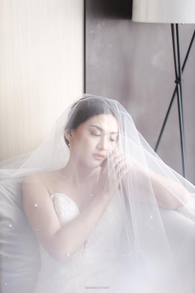 Supiyanto + Mariana Wedding by Wen Custom & Bridal Shoes - 012