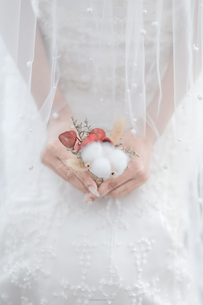 Supiyanto + Mariana Wedding by Wen Custom & Bridal Shoes - 013