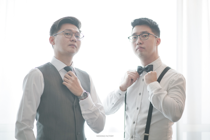 Supiyanto + Mariana Wedding by Wen Custom & Bridal Shoes - 031