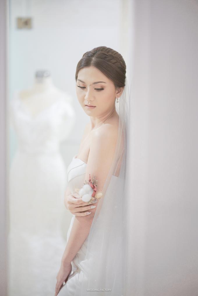 Supiyanto + Mariana Wedding by Wen Custom & Bridal Shoes - 033