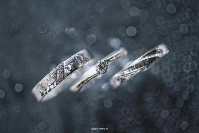 Supiyanto + Mariana Wedding by Wen Custom & Bridal Shoes - 034