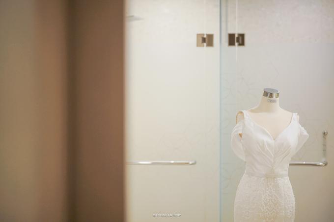 Supiyanto + Mariana Wedding by Wen Custom & Bridal Shoes - 035