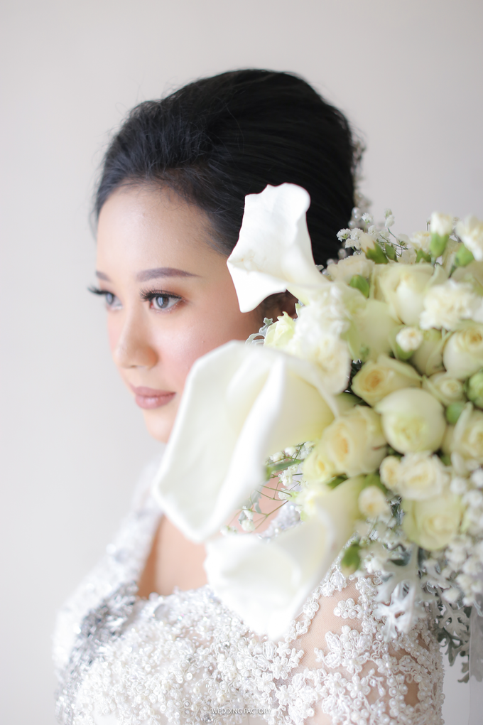 Vina + Rio Wedding by Wedding Factory - 001
