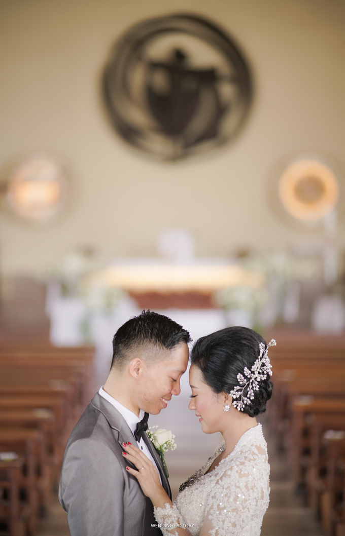 Vina + Rio Wedding by Wedding Factory - 006
