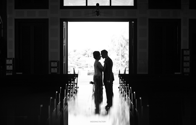 Vina + Rio Wedding by Wedding Factory - 007