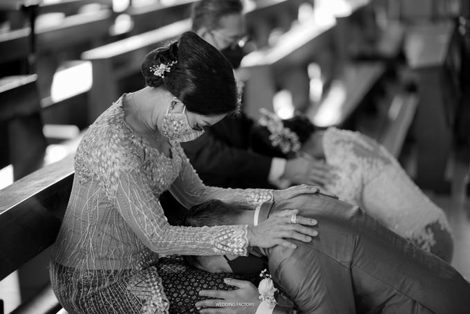 Vina + Rio Wedding by Wedding Factory - 008